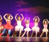 baletul pentru copii
