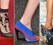 Moda incaltaminte 2015 - sofisticata si neobisnuita