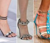 sandale 2015 moda cu curele si catarame