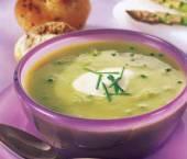 supa de sparanghel si mazare