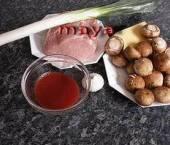 Carnea inlocuita de ciuperci