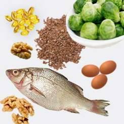 nutrienti in sarcina