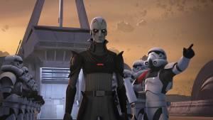 Războiul Stelelor Rebelii la Disney Channel